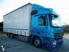 camión lona corredera (tautliner) sistema de lona corrediza Mercedes usado