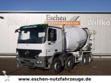 camion Mercedes 3241 B, 8x4, 9 m³ Stetter, Blatt
