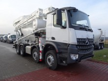 camion calcestruzzo betoniera mescolatore + pompa nuovo
