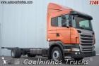 camión Scania R 360