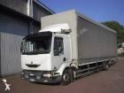camión lona corredera (tautliner) sistema de lona corrediza Renault usado