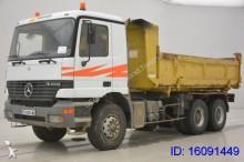 camion Mercedes Actros 3331K - 6X4