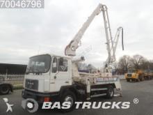 camión MAN 18.272 4X2 Manual Euro 1 Putzmeister 19 Meter Pu