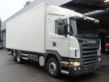 camion Scania G 420 / Manuel / Euro 4 / Side openin / 6x2