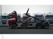 camion DAF CF 85.430 8X4 HOOKARM CONTAINER TRANSPORT
