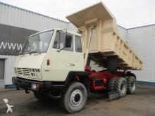 camión Steyr 1491 , 6x6 , 6 Cylinder, spring suspension