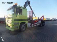 camion multibenna Mercedes