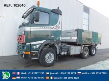 camión Volvo FH12.420 MANUAL FULL STEEL