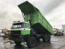 camión DAF 6X6 40M3 TIPPER