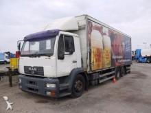 camion furgone trasporto bibite usato