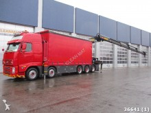 camion Volvo FH 12.500 10x4 Effer 95 ton/meter Kran
