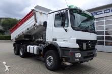 camión Mercedes ACTROS 3848 K 6x4 Dreiseitenkipper Blatt Blatt