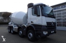 camión Mercedes Arocs 3640 8x4 Euro6 M-Fahrerhaus LIEBHERR HTM 9