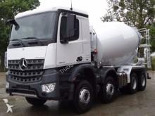 camion Mercedes AROCS 3640 8x4 EURO6 BETONMISCHER LIEBHERR HTM