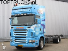 camión Scania R420 MANUAL+RETARDER TOPLINE LIFT/STEERING AXLE