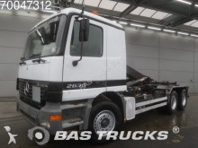 camion Mercedes Actros 2635 6X4 Big-Axle Steelsuspension 3-Pedal