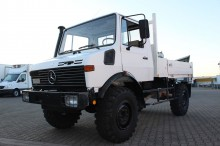 camion plateau standard Unimog