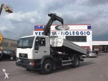 camion MAN M 2000 14.163K