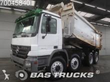 camión Mercedes Actros 4144 K 8X4 Retarder Big-Axle Steelsuspens