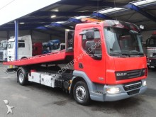 camion DAF LF 45 - 220 / Manuel / Euro 4 / 2 Winches