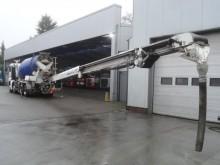 camion MAN TGS 35.400 / Liebherr 10m3 / Manuel / 8x4 / Stee