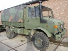 camion Mercedes Unimog U1300 ex dutch army