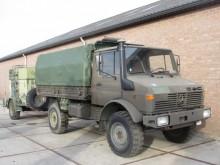 camión Mercedes Unimog U1300 ex dutch army