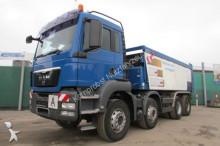 camión MAN TGS 41.440 8x4 BB - ABSCHIEBER FLIEGL ASW Stone