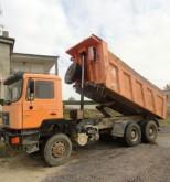 camion MAN DUMPER / VOLQUETE MAN 372 6X6 1993