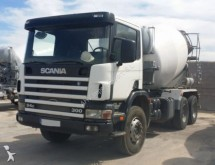 camión Scania CAMION HORMIGONERA SCANIA 300 6X4 2002 8M3