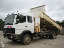 camion Mercedes 1317 3 side tipper / tribenne