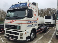 camion Volvo FH12 460 mit Koffer Sommer