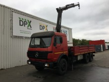 camion Mercedes 2524 | 6X2 | FULL STEEL | BIG AXLE | HIAB 071 CR