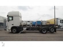 camión DAF XF 105.460 6X2 FRIGO MANUAL GEARBOX RETARDER
