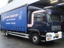 camion MAN TGM 18.240 / Euro 4 / 6 Cilinder