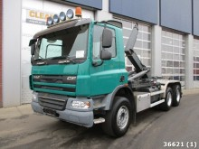 camion DAF FAT 75 CF 310 Euro 5 6x4 Manual Full steel
