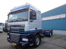 camion DAF XF FAN 105-410 SPACECAB (MANUAL GEARBOX / 9.00