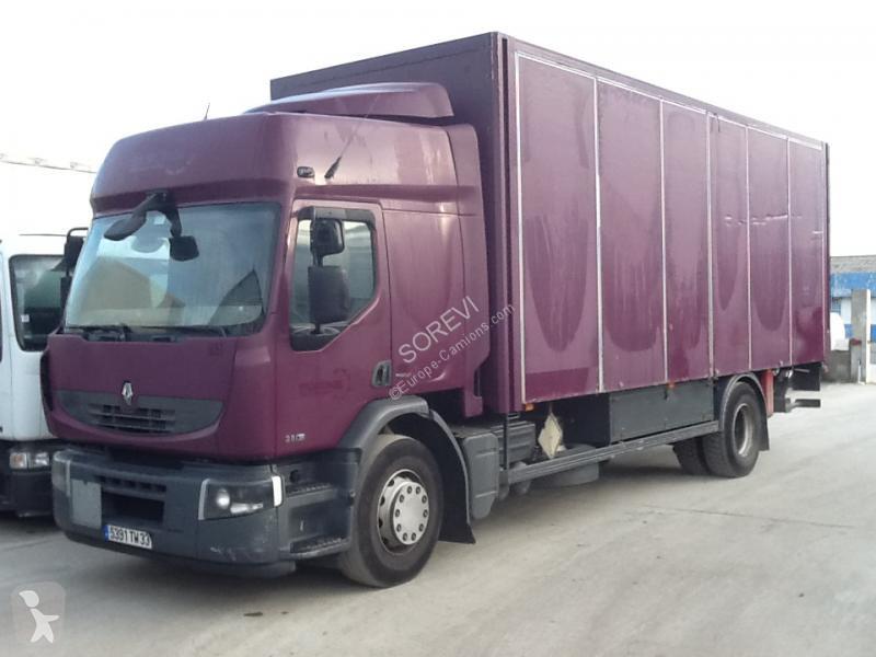 camion renault fourgon premium 280 dxi 4x2 gazoil euro 4. Black Bedroom Furniture Sets. Home Design Ideas