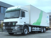 camion Mercedes Actros 2544 / Thermoking / MEAT / Rohrbahn