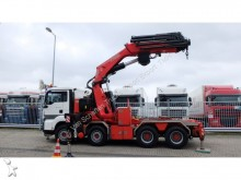 MAN TGS 41.480 8X4 WITH FASSI F 1300 XP CRANE