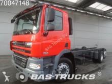 camión chasis DAF