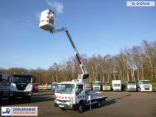 camión Nissan Cabstar 35.11 4x2 Time France manlift 7.8 m