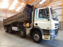 camion DAF CF85 8 X 4 STEEL TIPPER - 2005 - YJ55 AKO