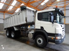 camión Scania P270 6 X 4 ALUMINIUM AGGREGATE TIPPER - 2007 - SF07 BWM