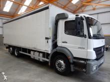 camion Mercedes AXOR 2528 6 X 2 CURTAINSIDER - 2005 - VX55 DXF