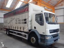camión DAF LF55 18 TONNE 4 X 2 CURTAINSIDER - 2005 - KX05 EDC