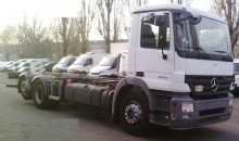 camion Mercedes Actros 2536 NL
