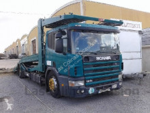 camion bisarca Scania