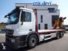 camion grumier Mercedes