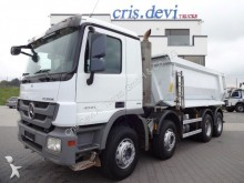 camion Mercedes 4141 8x4 Carnehl Mulde, Euro 4